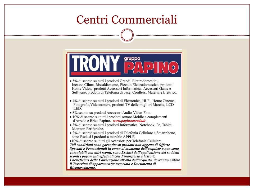 Trony gruppo papino for Papino arreda catalogo